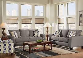 Simple Decoration Gray Living Room Set Strikingly Ideas Living