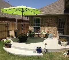 okc concrete patios concrete patios oklahoma city how much does a concrete patio cost