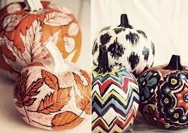 photo source sketchbook pumpkins painted pattern pumpkins
