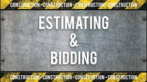 how to find construction jobs to bid on for free construction estimating and bidding training youtube