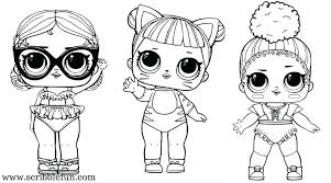 Coloring Pages Get Coloring Pages Lol Surprise Dolls Page Free