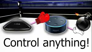 how to control practically anything alexa
