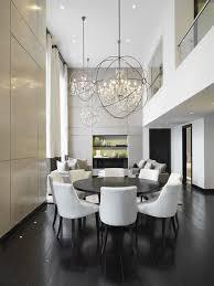 image of luxury spherical chandelier
