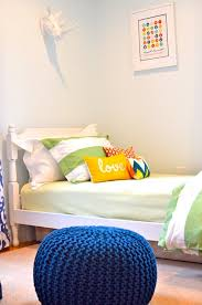 rugby striped bedding
