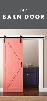sliding barn doors. easy barn door paint and install sliding doors d