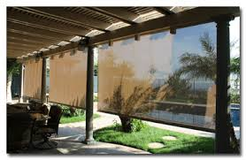 aluminum patio cover brown. Wonderful Patio Roller Shades PATIO COVERS VERTICAL DROPS DROPS Throughout Aluminum Patio Cover Brown