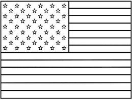 Small Picture American Flag Coloring Page by Fresh in First Grade TpT