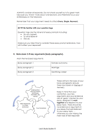 Year 12 How To Turn Text Response Essays From Average To A