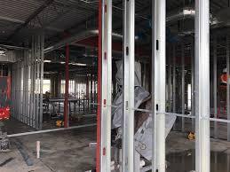 interior metal framing. Interior Metal Framing