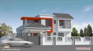 Small Picture modern house Modern house design in Chennai 2600 Sq Ft