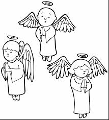 Small Picture superb black and white angel coloring pages with disneyland