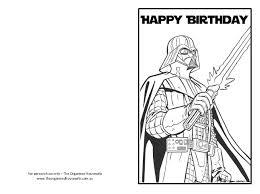 Home Holidays Birthday Cards Star Wars