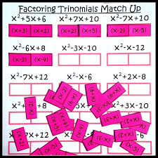 awesome factoring polynomials worksheet awesome 103 best quadratics polynomials images on concept high definition
