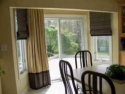best of patio door with side windows decorating with patio door window treatment for your gorgeous