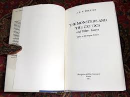 essays on george orwell interest in dystopian novel surges in  the monsters and the critics and other essays j r r tolkien the monsters and the critics and