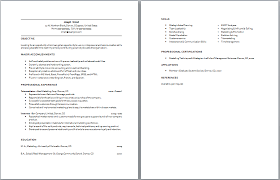 Entry Level Sales Resume Examples By Joseph Wood Simply Simple