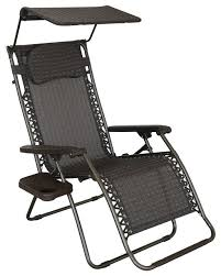 abba patio oversized zero gravity recliner patio lounge chair with sunshade