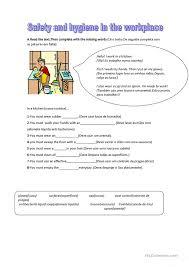 Food Safety Worksheets Free | Foodfash.co