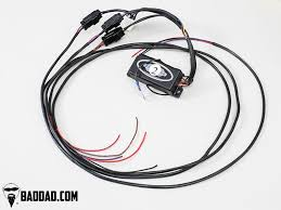 upgraded wiring harness bad dad custom bagger parts for your upgraded wiring harness
