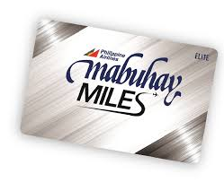 Mabuhay Miles Redemption Chart Domestic Mabuhay Miles Elite Membership