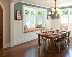 Window Treatments For Bay Windows In Dining Room Inspiring worthy Dining  Room Bay Windows Ideas Pictures
