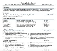 Nursing Graduate Resume 21 Professional Nursing Resume Templates For 2018