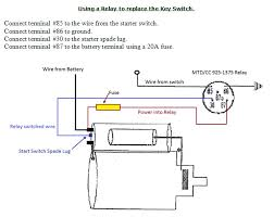 key start wiring diagram key image wiring diagram starter wiring diagram on key start wiring diagram