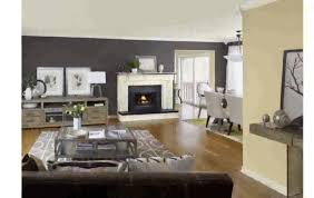 Paint For Open Living Room And Kitchen Calm Nuanced Color Paint Wall Be Glass Top Coffee Table