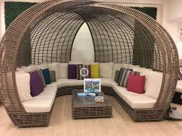 furniture trends. Cabana Sectional By Skyline Furniture Outdoor Trends For Authenteak Living X At Patio