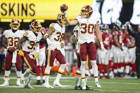 Washington Rb Depth Chart Redskins Release First Unofficial Roster Depth Chart For The