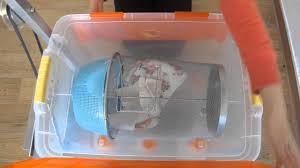 Mini Clothes Washer Ez Laundry Washer Machine Without Electricity Youtube