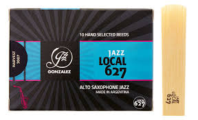 Harry Hartmann Reeds Strength Chart Gonzalez Alto Sax Reed Local 627 3