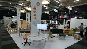 office furniture trade shows. Raw Studios Office Furniture Insider Trade Show Stand 2016 Shows 0