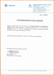 Ideas Of Experience Certificate Format Letter Pdf For Brilliant