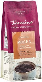 Teeccino Chicory Coffee Alternative - Mocha - Ground ... - Amazon.com