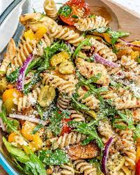 This can raise the cholesterol levels in your body. How To Make Chicken Pasta Salad Healthy Fitness Meals