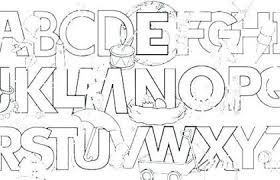 Free Printable Preschool Alphabet Coloring Pages Beautiful Letters