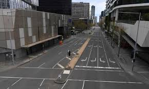 A general view of flinders street station after a citywide curfew is introduced in melbourne. Coronavirus Australia Latest The Week At A Glance Australian Politics The Guardian