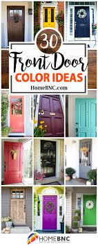 30 amazing front door color ideas for a cute and kitschy home