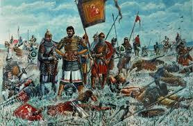 Куликовская битва одежда на русских воинов ru Вяжем детские платья до 2 лет
