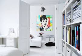 White Walls Decorating Black White Wall Fresh White Wall Decor Home Design Interior