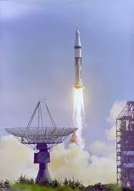 「Apollo 7, the First Crewed Apollo Space Missions」の画像検索結果