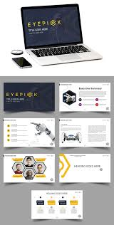 Electronic Product Design Ppt Serious Professional Powerpoint Design For A Company By Sd