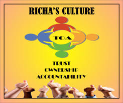 our philosophy richa industries limited richa industry has always strived to work towards the cause of inclusive growth that takes care of all its stakeholders including its employees