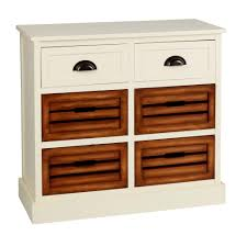 Storage Bin Cabinet Alden Cream 2 Drawer 4 Bin Shutter Storage Cabinet Christmas