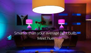 smarter than your average light bulb meet hue