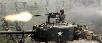 Image result for machine gun on a tank