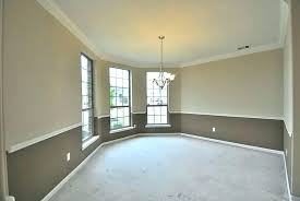 paint wall two colors dining room wall colors with chair rail painting walls two colors as split by a chair rail painting home sweet home a paint walls