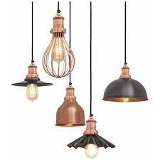 copper pendant lights copper pendants