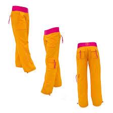 New Zumba Logo Cargo Pants Orange Large And 50 Similar Items